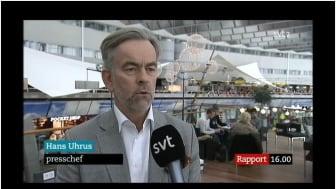 Hans Uhrus, erfaren och förtroendeingivande medieexpert och kriskommunikatör.