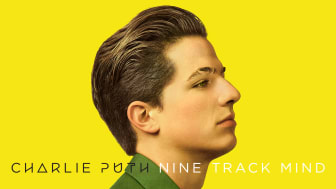 """Charlie Puth slipper debutalbumet """"Nine Track Mind"""" 6. november"""