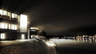 Utbildningsmässa på Campus Skellefteå