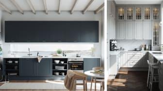 Kök och kulörer som passar alla - Marbodal hjälper dig att välja färg