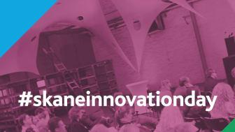 Pressinbjudan: Skåne Innovation Day 23 maj
