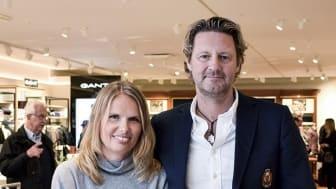 Ulf Haverby startade Pondus 1993 och driver i dag butikerna tillsammans med sin fru Anna. Butikskedjan är först ut med att testa Hogias nya funktion som förenklar redovisningen av detaljhandeln.