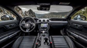 Ford Mustang BULLITT 2018 prøvekjøring