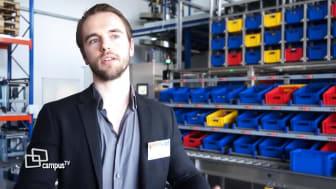 Neues Intralogistiklabor der Technischen Hochschule Wildau