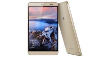 Huawei lanserar MediaPad X2 på Mobile World Congress 2015