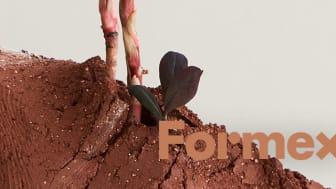 Formex city edition kommer äga rum på Volvo Studio Stockholm, beläget i Kungsträdgården mellan den 17 och 22 augusti.