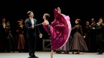 Anna Karenina – Ballett Zürich (Photo by Monika Rittershaus)