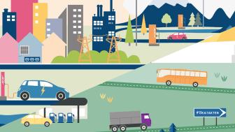 Dubbel representation för BioFuel Region och Energikontoret Jämtlands gemensamma projekt