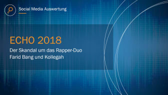 ECHO 2018 I Der Skandal um Farid Bang & Kollegah