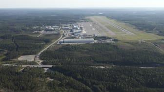 Flygplatsen viktig mötesplats för regionens utveckling