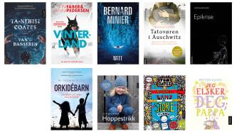 Aschehoug forlag. Nye bøker uke 6