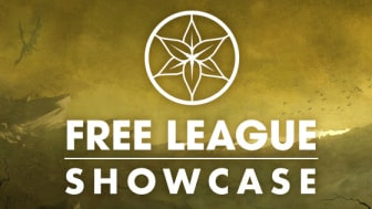 Free League Online Showcase September 25–27
