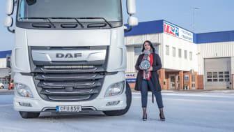 Veronica Sköld på NTC ser ljust på nytt partnerskap med Strands Lighting Division