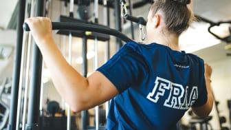 Elever på Norrköping Fria Läroverk får tillgång till träning hos Nordic Wellness