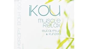 iKOU Bath soak Muscle relax mini