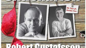 Snuskafton med Robert Gustafsson och Finn Zetterholm i Byxelkrok den 16/7