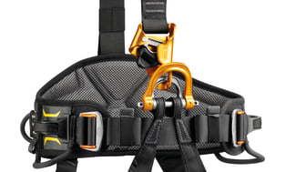 Petzl Astro Bod Fast - en ny mångsidig Rope Access-sele