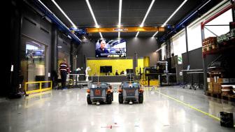 Workshops för industrin och nytt verktyg för 3D-printing