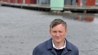 Andreas Eriksson vid Nordiska Akvarellmuseet