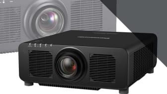 Ab sofort ist der 1-Chip-DLP® Projektor PT-RZ120 von Panasonic bei publitec verfügbar.