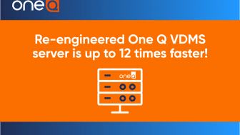 New One Q server version 5.1.9 is up to 12 times faster!