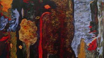 """Pressbild för utställningen """"Rolf Hanson – Retroactive"""""""