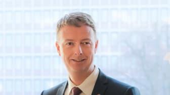 Olje- og energiminister Terje Søviknes er ansvarlig for forvaltningen av mineralressursene til havs