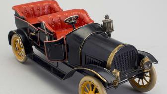 Gebrüder Bing, Open Tourer, Tyskland, ca 1912, såldes för 82 125 kr inkl. avgifter.