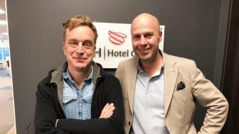 Viggo Cavling och Johan Michelson