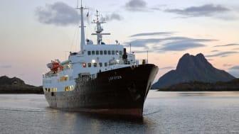 Photo: TROND GANSMOE JOHNSEN/Hurtigruten