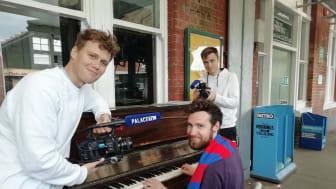 Tony Britten visit 3