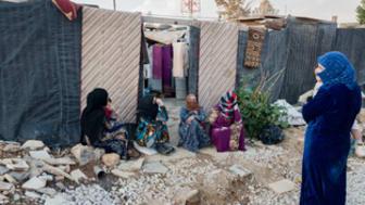 Libanon: Kvinnor som flytt från Syrien riskerar att fara illa