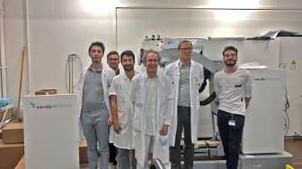 Forskere ved universitetssykehuset i Lausanne