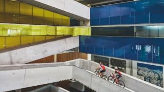 """Swiss Bike Hotel """"Cube"""" in Lenzerheide"""