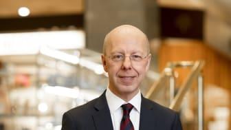 Bo Wikare, ny VD för Nordiska Kompaniet