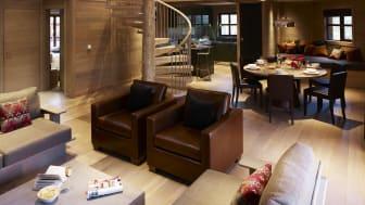 Treehouse Living Area