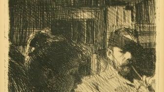 """Anders Zorn """"Lektyr"""""""