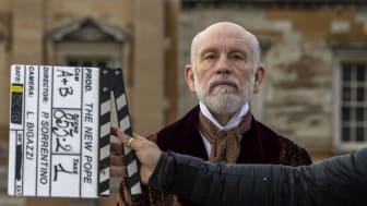 The New Pope med John Malkovich får premiere på C More søndag den 26. januar 2020.