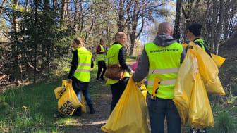 Klubbar För Klimatet är ett initiativ mellan Estrella och Städa Sverige