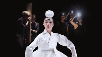 Korea Connection spelas på Skånes Dansteater i Malmö 2 – 12 mars och på Helsingborgs stadsteater 15 mars.