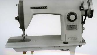 1)Vi vant vår første Good Design Award i 1960 for vår symaskin for hjemmebruk.