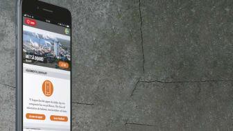 Under våren planeras SSGs app för anläggningsinformation, SSG On site, att släppas för marknaden.