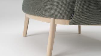 Shift Wood by Daniel Debiasi & Federico Sandri
