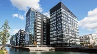 Havneholmen i København - Scandlines' hovedkvarter