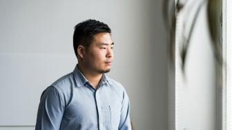 Qian Jiang - vinnare av designpriset Formex Nova 2017