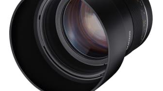 Samyang XP 85mm F1.2 Canon EF (1)