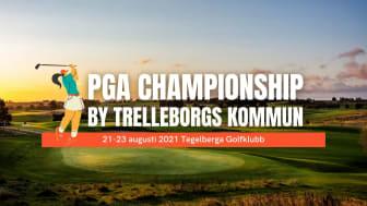 För fjärde året i rad sponsrar Visit Trelleborg PGA Championship damgolftävlingen på Tegelberga GK. Till start väntas ett starkt startfält med proffs och amatörer från alla världsdelar.