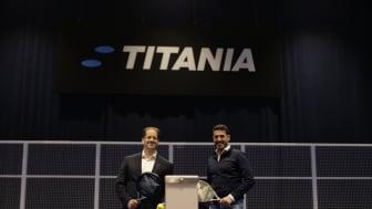 Premiär för Titanias nya padelanläggning i Botkyrka