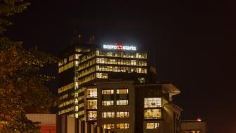 Sopra Sterias hovedkontor i Oslo