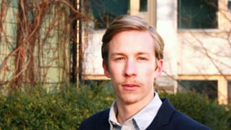 Anders Walls Shanghai-stipendium till Martin Vercouter